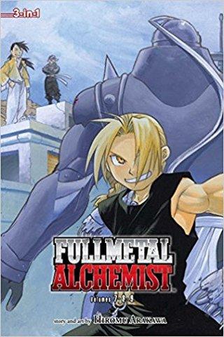 Fullmetal Alchemist (3-in-1 Edition), Vol. 3 (Fullmetal Alchemist: Omnibus #3)