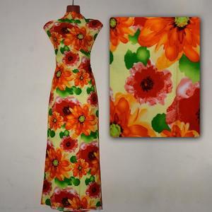 Chinese Linen Print. (গজ কাপড়)