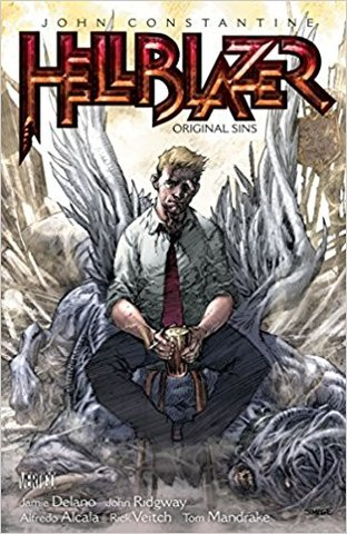 Hellblazer, Volume 1: Original Sins (Hellblazer, New Editions #1)