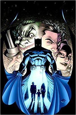 Batman: Whatever Happened to the Caped Crusader? (Batman)