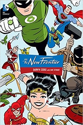 DC: The New Frontier (DC: The New Frontier Absolute)
