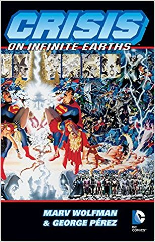 Crisis on Infinite Earths (Crisis on Infinite Earths #1-12)