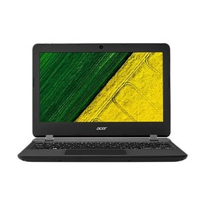 Acer Aspire ES1-132-P491 Intel PQC N4200 (1.10GHz, 4GB DDR3, 500GB, No-ODD) 11.6 Inch Midnight Black Notebook (2 Yr Warranty) #S-NX.GG2SI.006 / NX.GG2SI.013 / NX.GG2SI.020 (Without Bag & Sleeve Case)