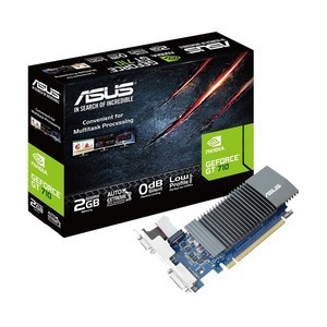 ASUS GeForce GT 710 Graphics Card #GT710-SL-2GD5-BRK