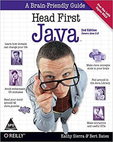 Head First Java (Head First Series)