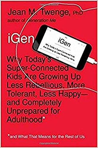iGen (Hardcover)
