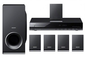 Sony DVD Home Cinema System DAV-TZ140