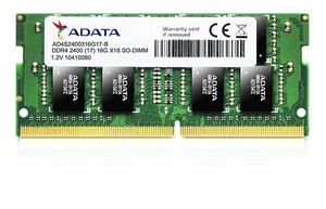 A Data 4GB DDR4L 2400 BUS Notebook RAM