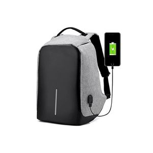 Anti-Theft Business Laptop Backpack with USB Charge
