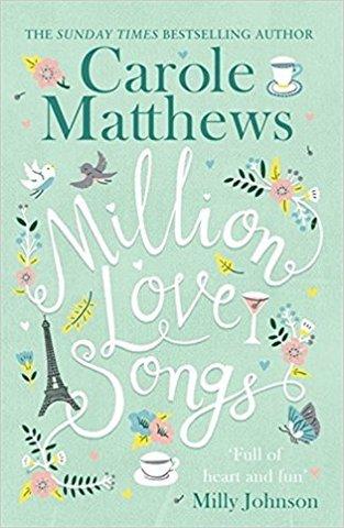 Million Love Songs (Hardcover)
