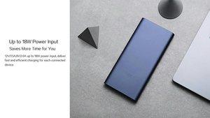 Xiaomi Power Bank 2 10000mAh Dual USB Ports Two-way Quick Charge