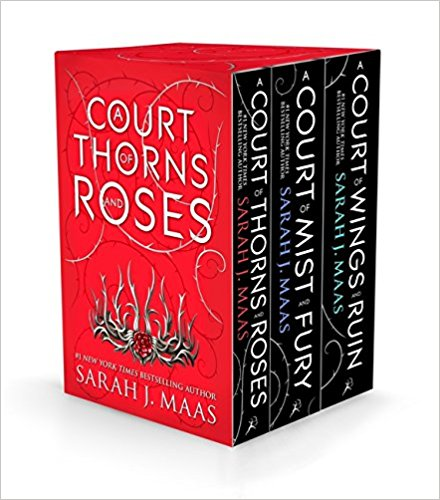 A Court of Thorns and Roses (Box Set)
