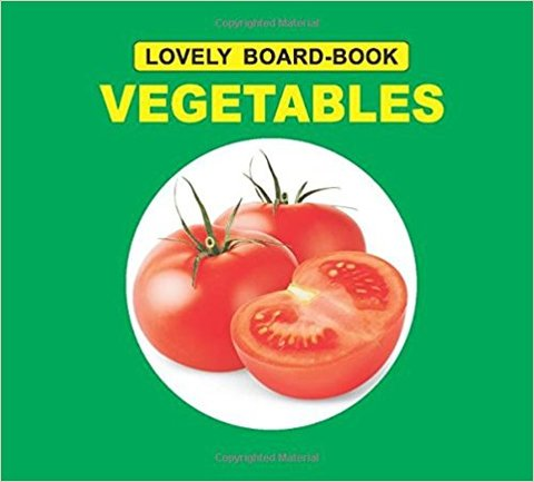 Vegetables (Lovely Board Book)
