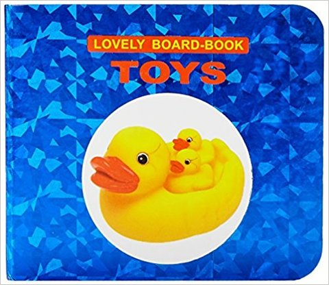 Lovely Board Book Toys