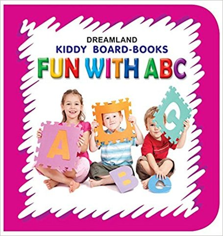 Fun with ABC (Kiddy Board Book)