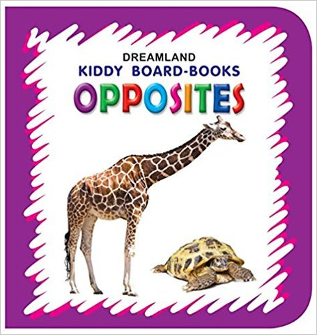 Opposites (Kiddy Board Book)