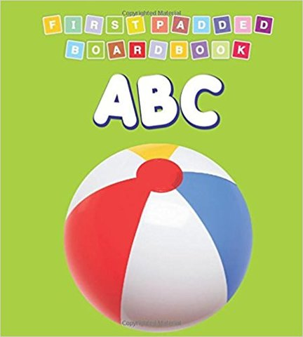 ABC (First Padded Board Books)