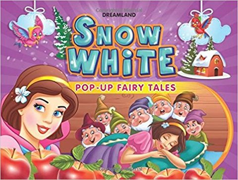 Pop-up Fairy Tales Snow White (Hardcover)