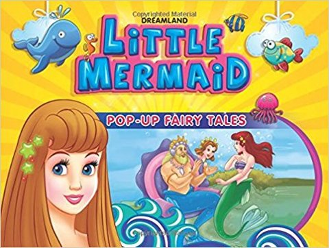 Little Mermaid (Pop-Up Fairy Tale Books) (Hardcover)