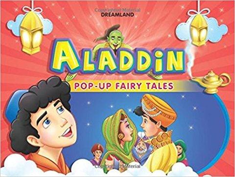 Aladdin (Pop-Up Fairy Tale Books)