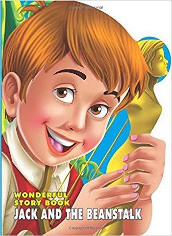 Wonderful Story Board Book - Jack & Beanstalk