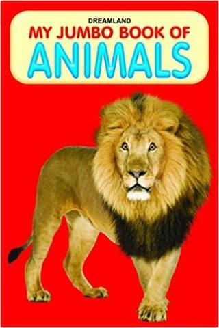 Animals (My Jumbo Books)