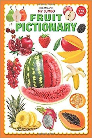 My Jumbo Fruit Pictionary