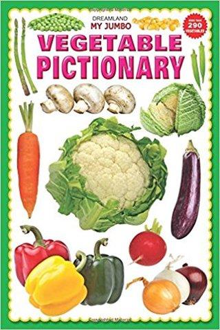 My Jumbo Vegetables Pictionary