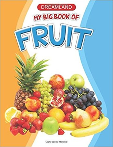 My Big Book of Fruits