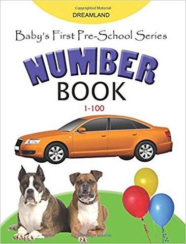 Baby's First Pre-School Series - Numbers