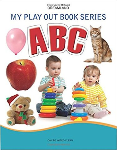ABC (My Play Out Book)