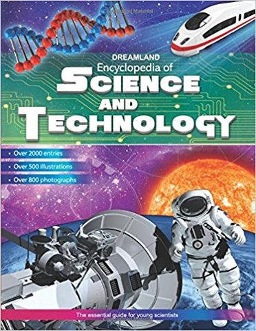 Encyclopedia of Science & Technology (Hardcover)