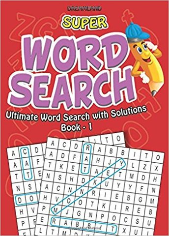 Super Word Search Part - 1