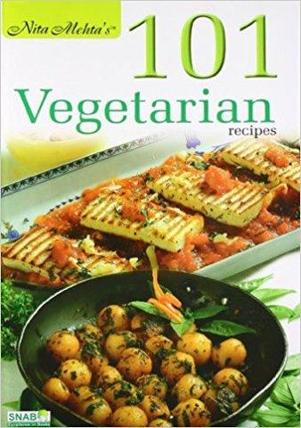 101 Vegetarian Recipes (Hardcover)