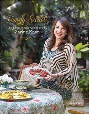Family Secrets: The Khan Family Cookbook (Hardcover)