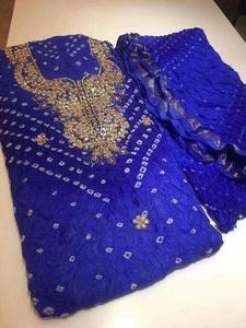 Pure Silk Chundri