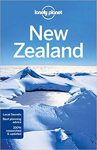 Lonely Planet New Zealand (Lonely Planet Country Guide)