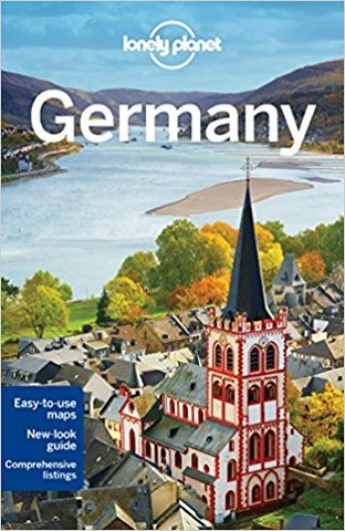 Lonely Planet Germany (Lonely Planet Country Guide)