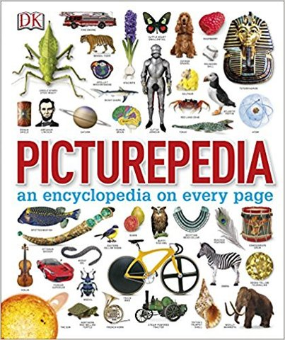Picturepedia (Hardcover)