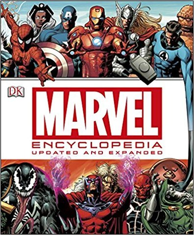 Marvel Encyclopedia (Hardcover)