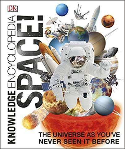 Knowledge Encyclopedia Space! (Hardcover)