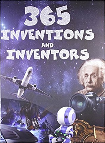 365 Inventions & Inventors (Hardcover)