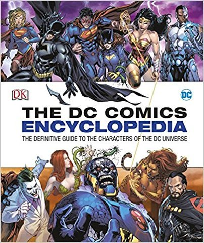 DC Comics Encyclopedia All-New Edition (Hardcover)