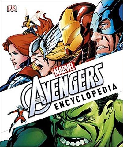 Marvel The Avengers Encyclopedia (Hardcover)