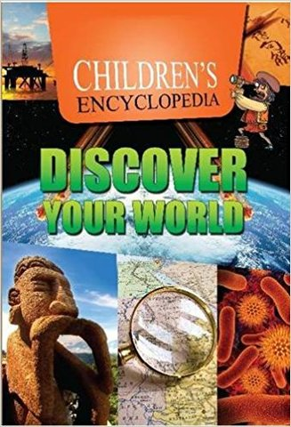 Children's Encyclopedia Discover Your World (Hardcover)