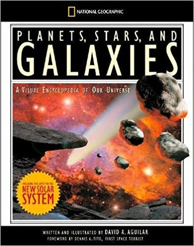 Planets, Stars, and Galaxies (Hardcover)