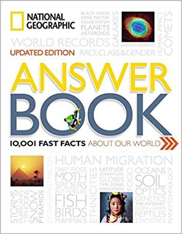 National Geographic Answer Book (Hardcover)
