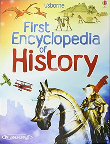 First Encyclopedia Of History (Hardcover)