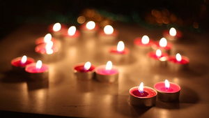 10 Pieces Tealight Candles