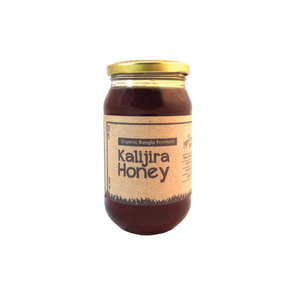 Black Seed Honey (Kalijira Honey) - 500gm